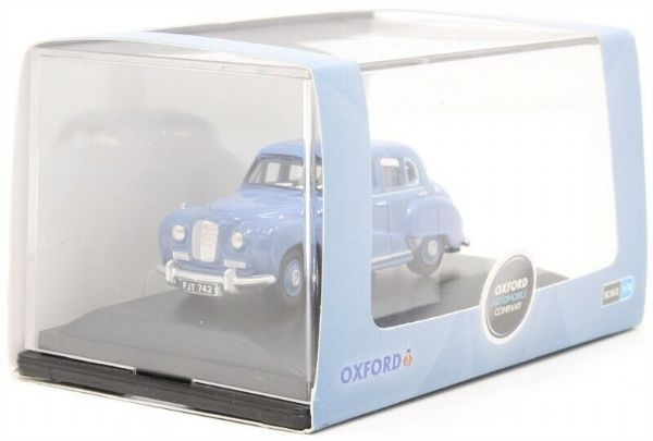 Oxford 76SOM003 SOM003 Austin Somerset Romney Blue 1:76 OO Scale